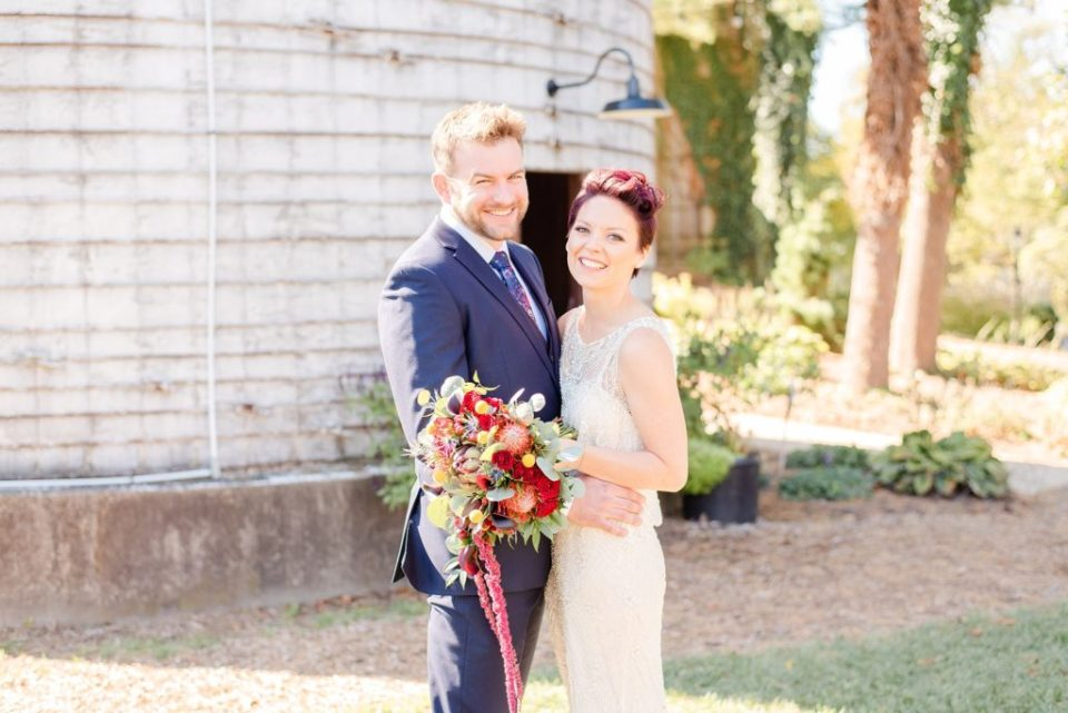 rustic chic wedding day at Historic Stonebrook farm with Renee Nicolo Photography