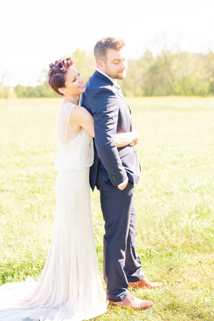 wedding photos in PA with Renee Nicolo Photography