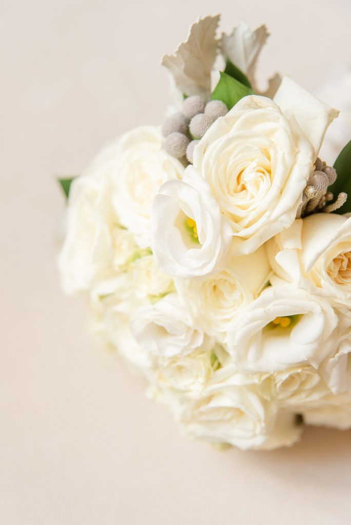 bride's wedding bouquet photographed by Renee Nicolo Photography