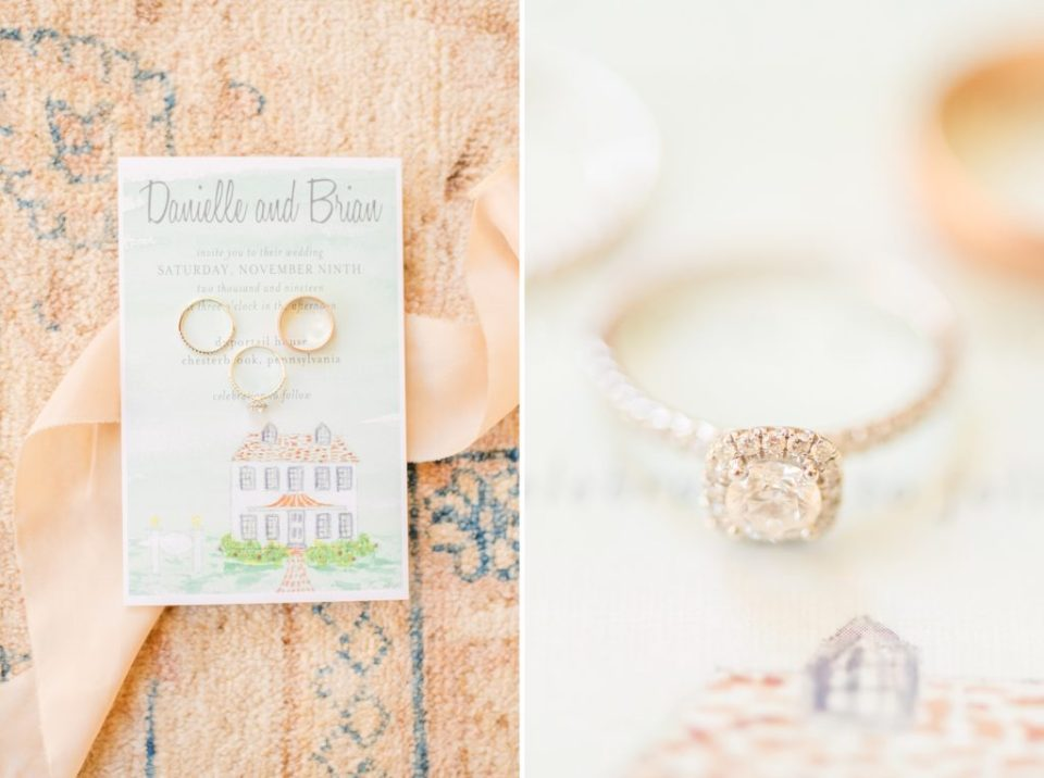 Renee Nicolo Photography photographs bride's details