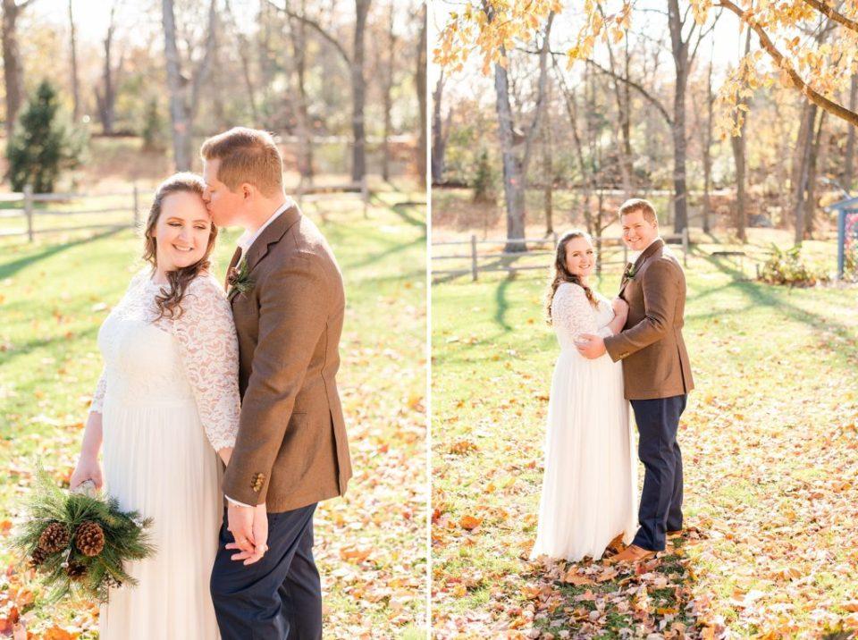 wedding portraits by PA wedding photographer Renee Nicolo Photography