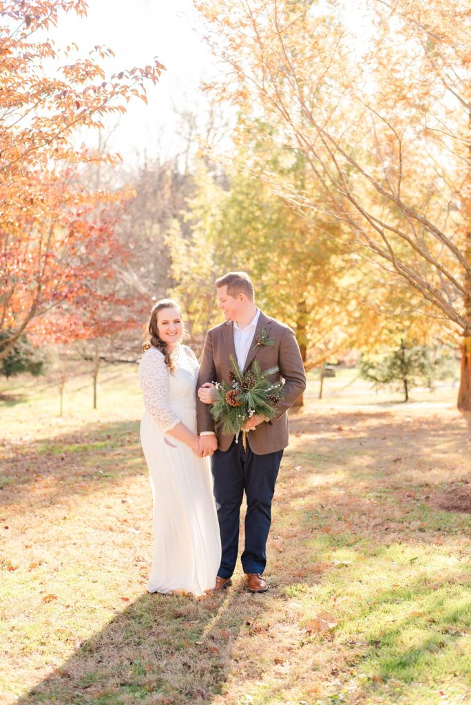wedding photos at Duportail House with Renee Nicolo Photography