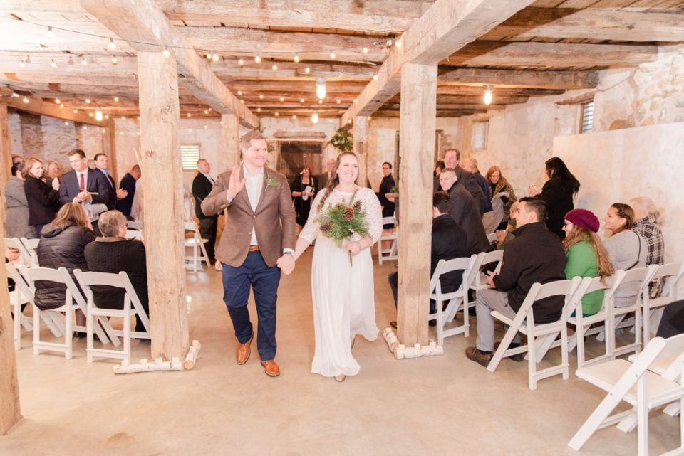 Duportail House wedding ceremony photographed by Renee Nicolo Photography
