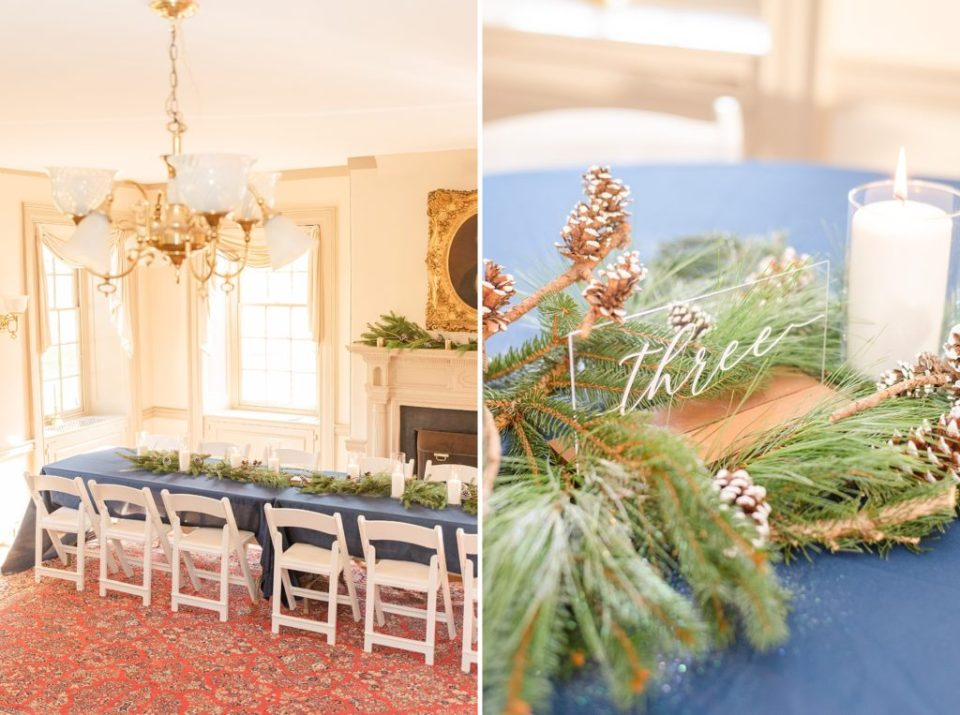 fall wedding details photographed by Renee Nicolo Photography