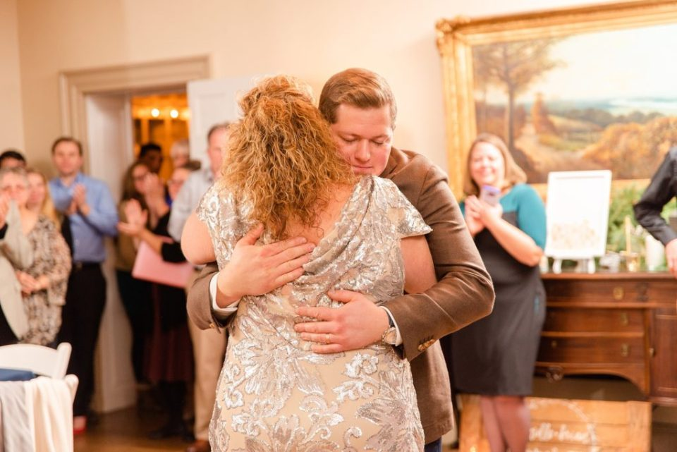mother-son dance photographed by Renee Nicolo Photography