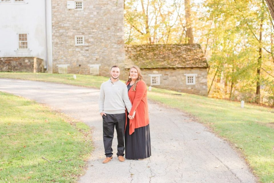 Valley Forge PA engagement session by Renee Nicolo Photography