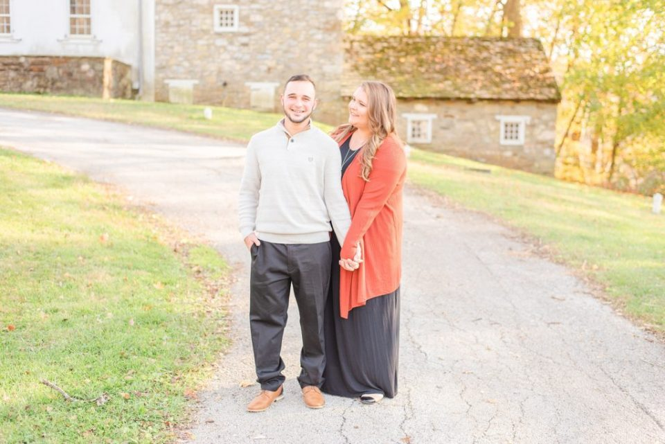 joyful engagement photos with Renee Nicolo Photography