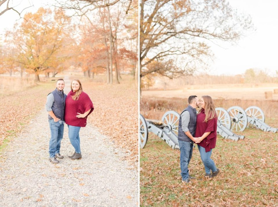 Valley Forge PA engagement session with Renee Nicolo Photography