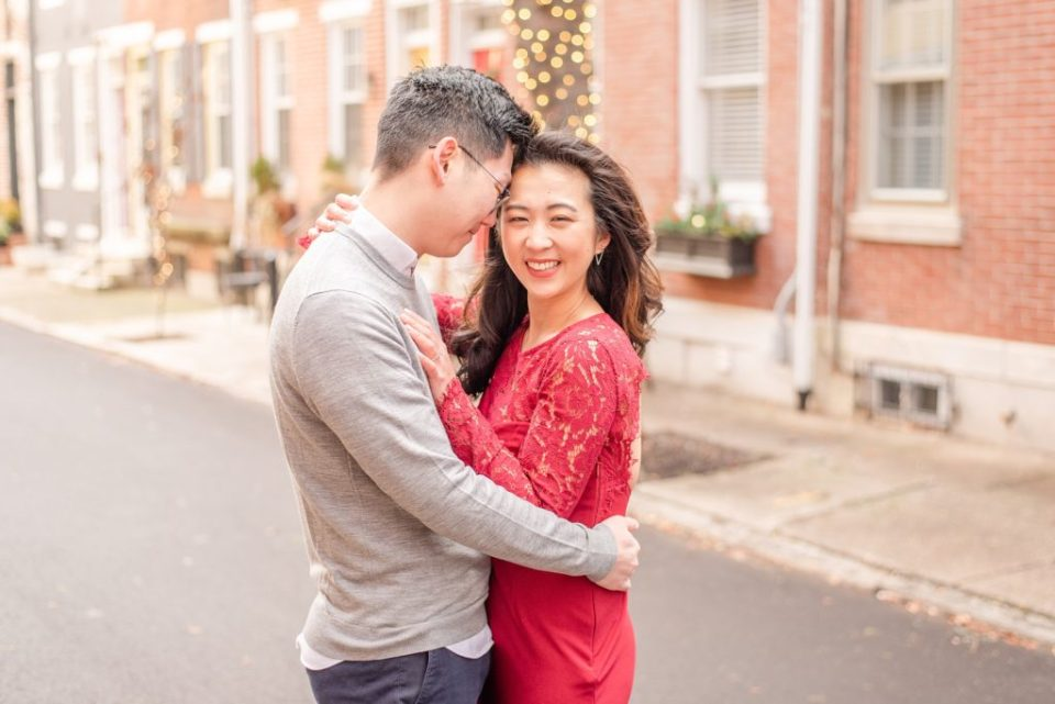 Renee Nicolo Photography, wedding photographer in PA captures engagement session