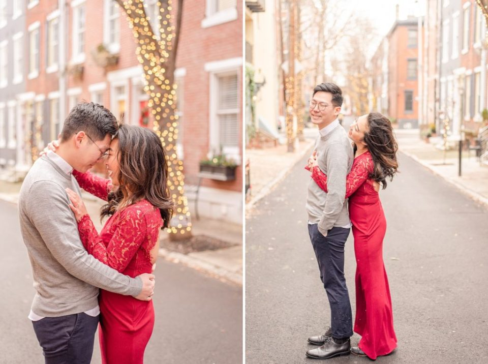 Renee Nicolo Photography captures PA engagement photos
