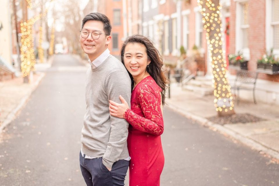 Renee Nicolo Photography captures PA engagement session