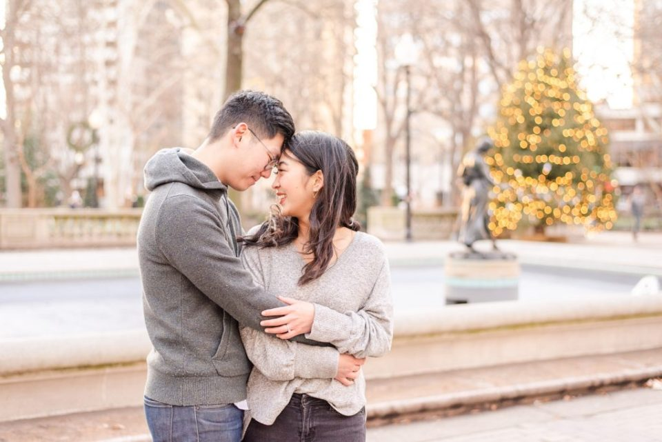 Philadelphia engagement photos by Renee Nicolo Photography