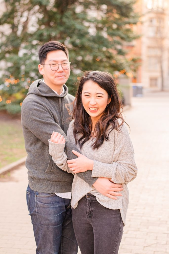 PA engagement session with Renee Nicolo Photography