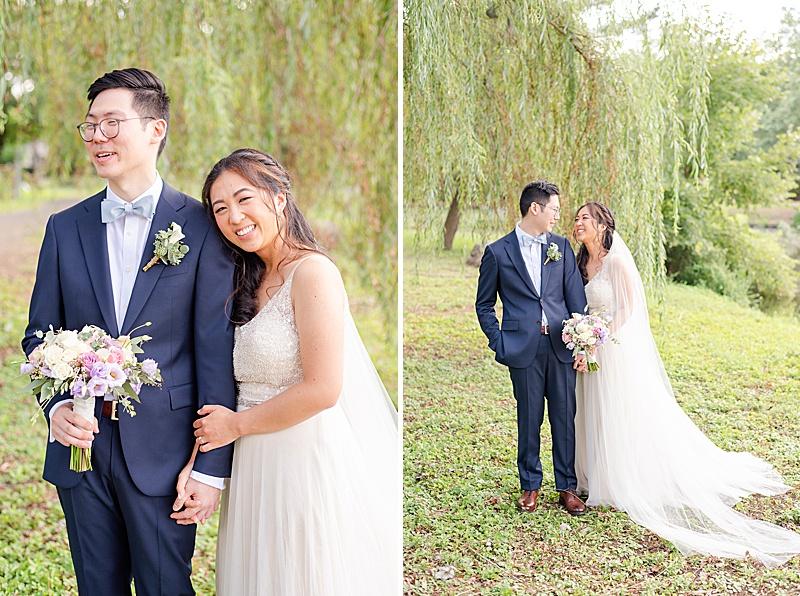 New Jersey wedding portraits with Renee Nicolo Photography