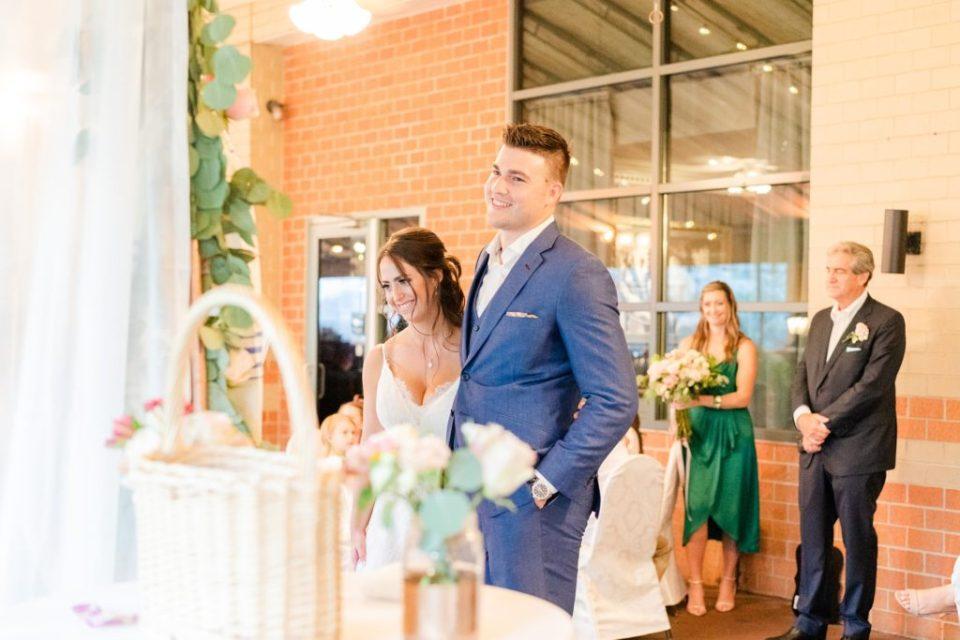 PA wedding ceremony at Desmond Hotel Malvern
