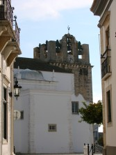 The old town of Faro