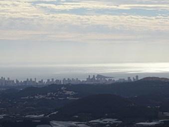 view on Benidorm