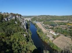 View Saint-Cirq-Lapopie