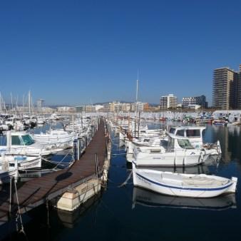 Palamos Harbour