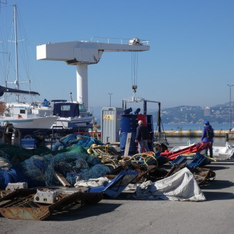 Palamos Harbour