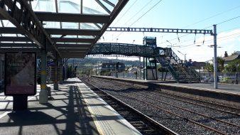 Bray station