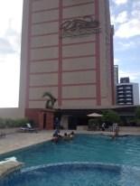 Veneto pool and jacuzzi