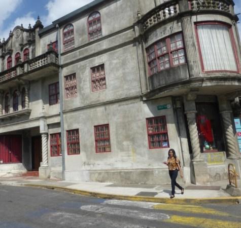 Older building in San José