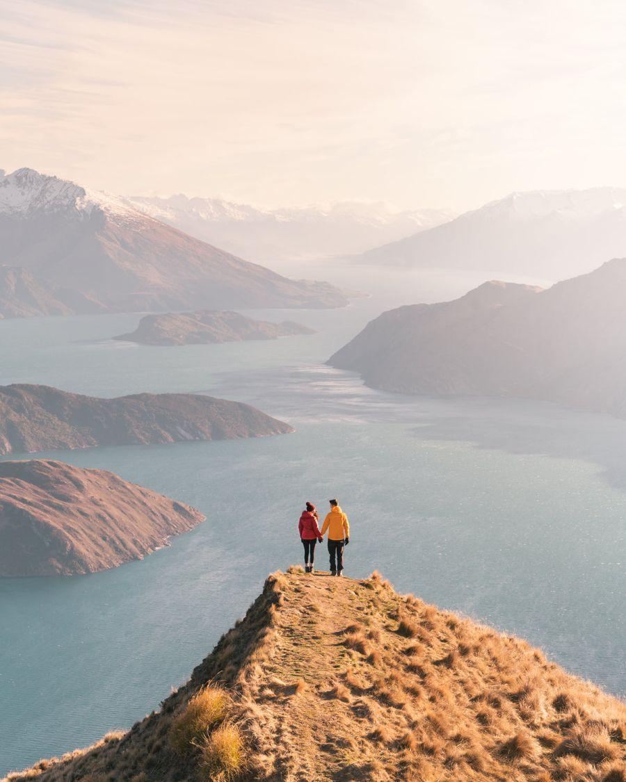 Coromandel Peak New Zealand - Renee Roaming