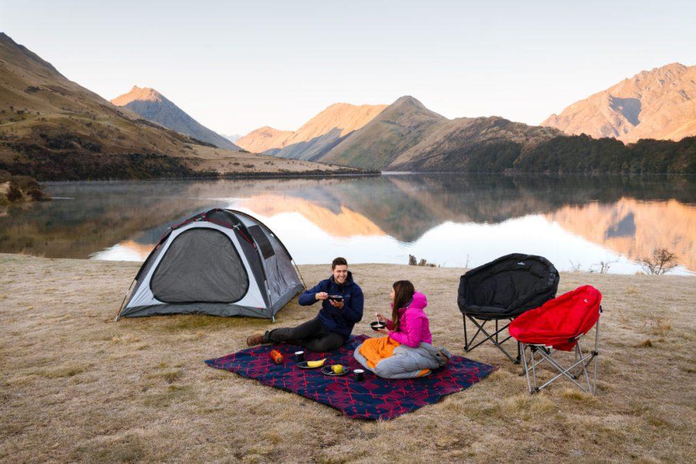 Moke Lake Campground - Renee Roaming