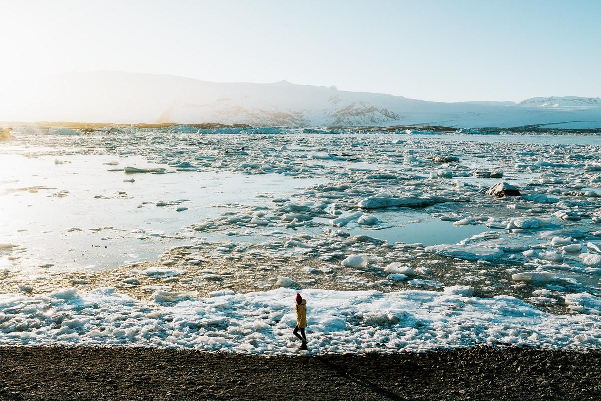 Iceland, Jokulsarlon Lagoon - Renee Roaming