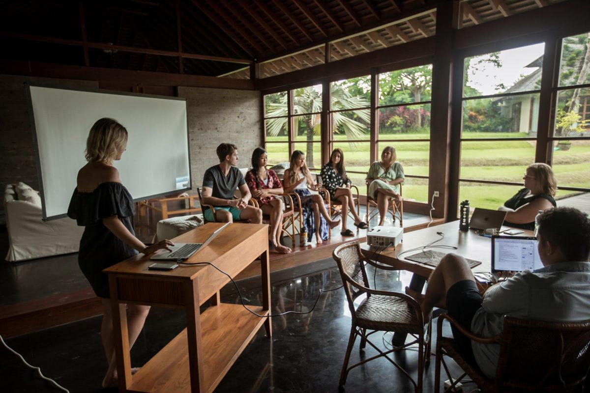 10 Days in Paradise - Social Media Bootcamp Recap Institute of Code