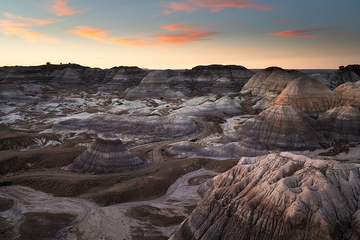 AMERICA'S NATIONAL PARKS – ALL 59 RANKED BEST TO WORST - PETRIFIED FOREST NATIONAL PARK