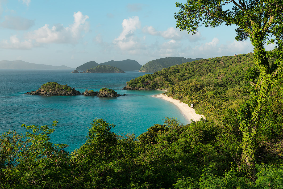 AMERICA'S NATIONAL PARKS – ALL 59 RANKED BEST TO WORST - VIRGIN ISLANDS NATIONAL PARK