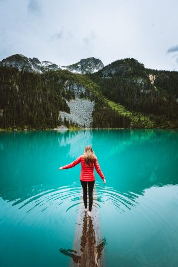 Couples Adventure Getaway to British Columbia Joffre Lakes 1