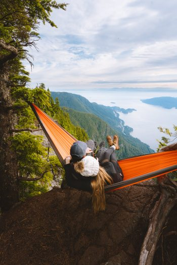 Couples Adventure Getaway to British Columbia St Marks Summit Vancouver 2