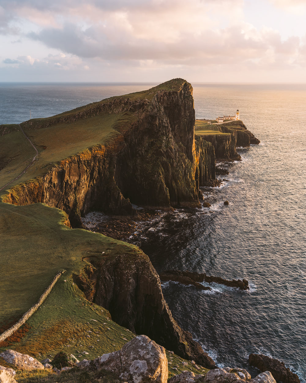 Epic Isle of Skye Photography Locations Renee Roaming Neist Point