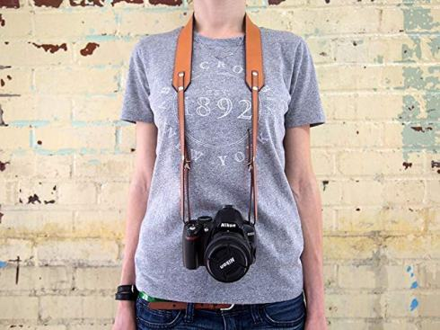 20 Thoughtful Gift Ideas for Travel Lovers Camera Strap