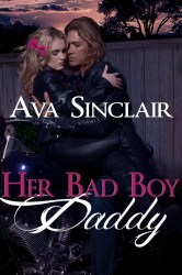 An Interview With Cain Heller from Her Bad Boy Daddy by Ava Sinclair