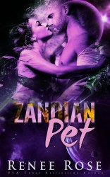 Free read:  Chapter One of Zandian Pet
