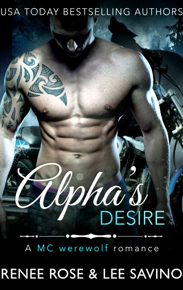 Alpha's Desire (Bad Boy Alphas Book 6)