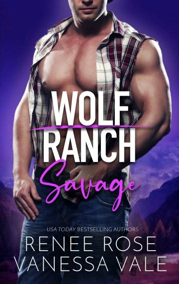 Savage (Wolf Ranch 4)
