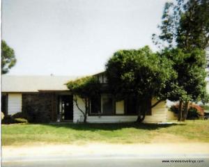 Front yard circa 2001 001