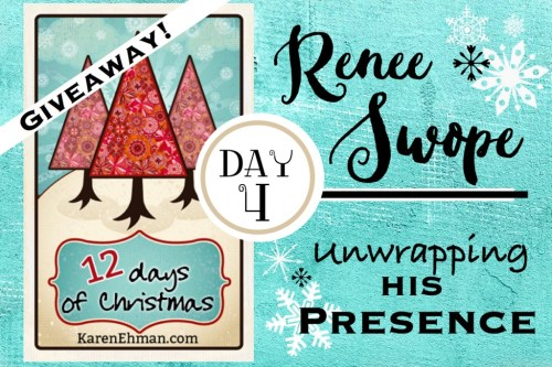 12 Days of Christmas Giveaways at KarenEhman.com