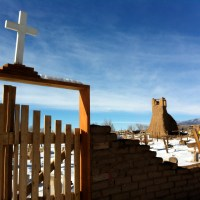 Holy Ghosts at the Taos Pueblo
