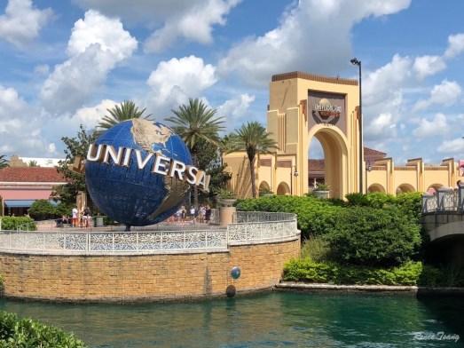 Universal Studios Florida, Renee Tsang Travel