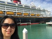 Renee Tsang Travel cruise