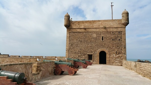 Essaouria is a Seaside Destination protected by 18th  Century Fortress Walls