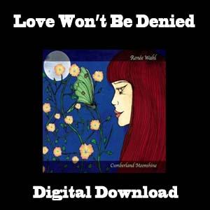 love won't be denied single