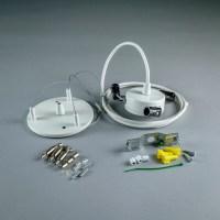 Large Pendant Light Kit - Renegade Art Glass
