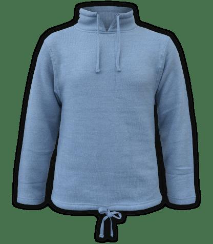 Renegade Club Unisex Fleece Pullover, womens sweatshirt, mens sweatshirt, nantucket soft fleece, indigo, blue